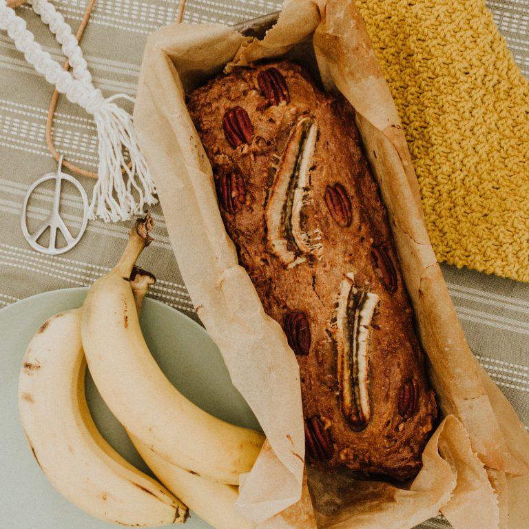 Bananen Nuss Brot